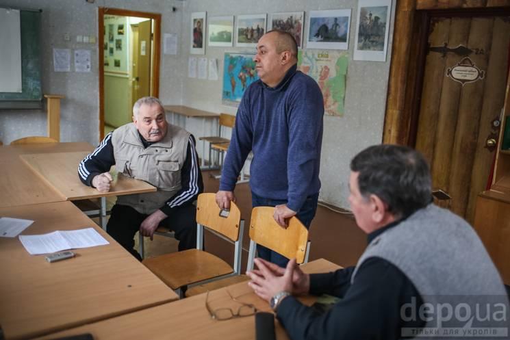 Юрій Катков, Анатолій Маленков та Ігор Лук'янчук